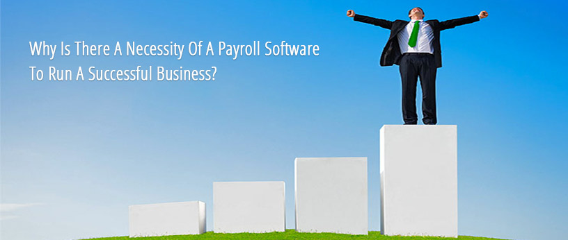 Why Is There A Necessity Of A Payroll Software To Run A Successful Business?