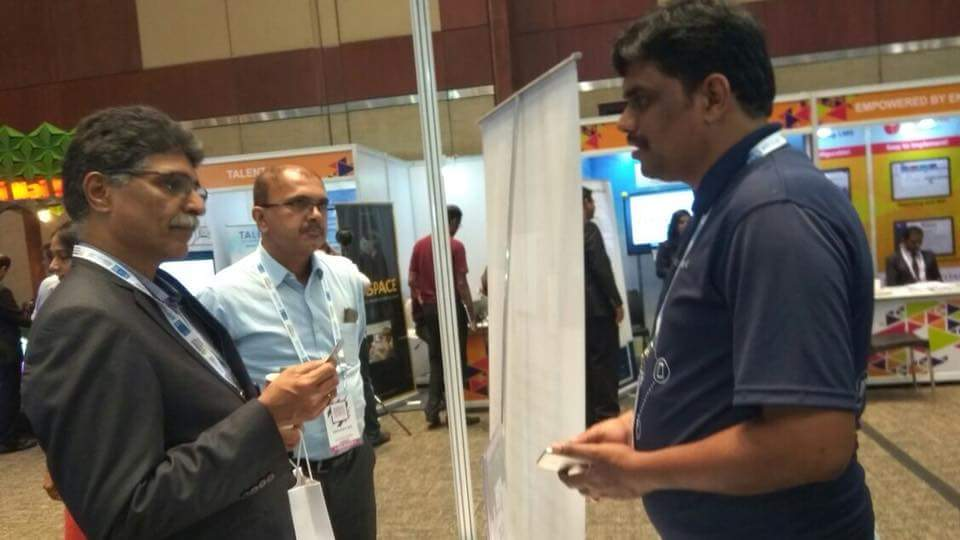 More Interactions at SHRM Hyderabad 2018