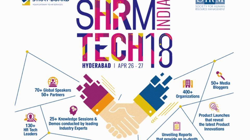 SHRM Tech Hyderabad 2018