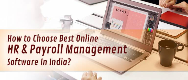 Top Online HR & Payroll System In India