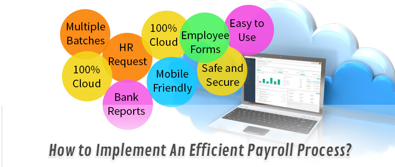 An Efficient payroll Process