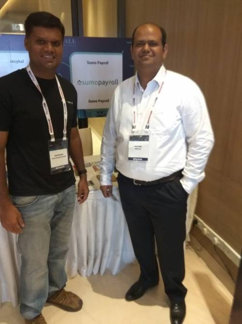 Interactions at NASSCOM Product conclave 2018