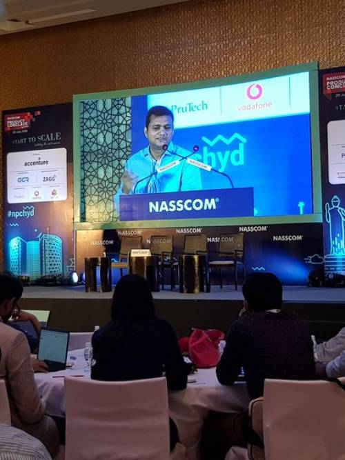Speech at NASSCOM Product conclave 2018